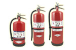Hand Portable Extinguishers